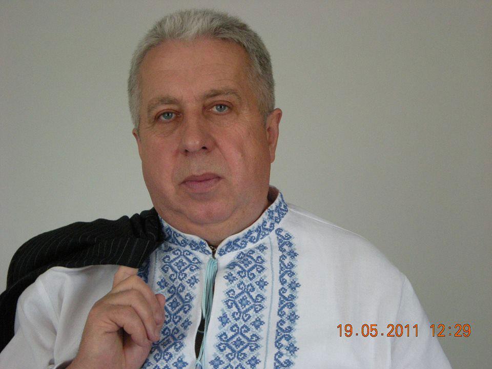 Як Україна стала на «Герць»? Про це – у новій збірці віршів Мирослава Вересюка