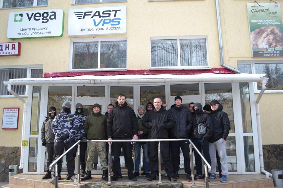 Сайт «Новороссии» заблокували у Вінниці…