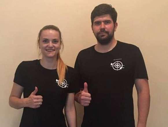 Золоту медаль вибороли на всеукраїнському чемпіонаті наші стрільці