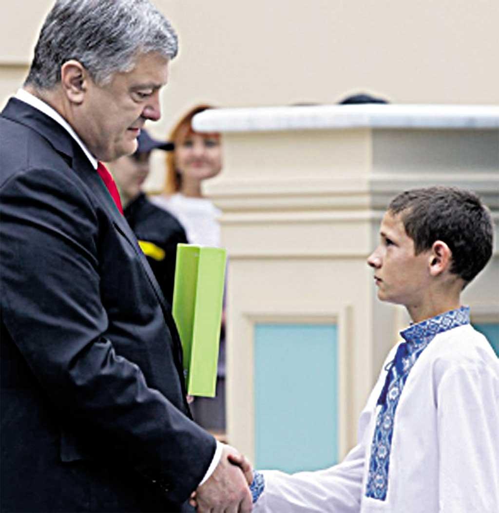 Школяр з Вінниччини став «Героєм-рятівником року»