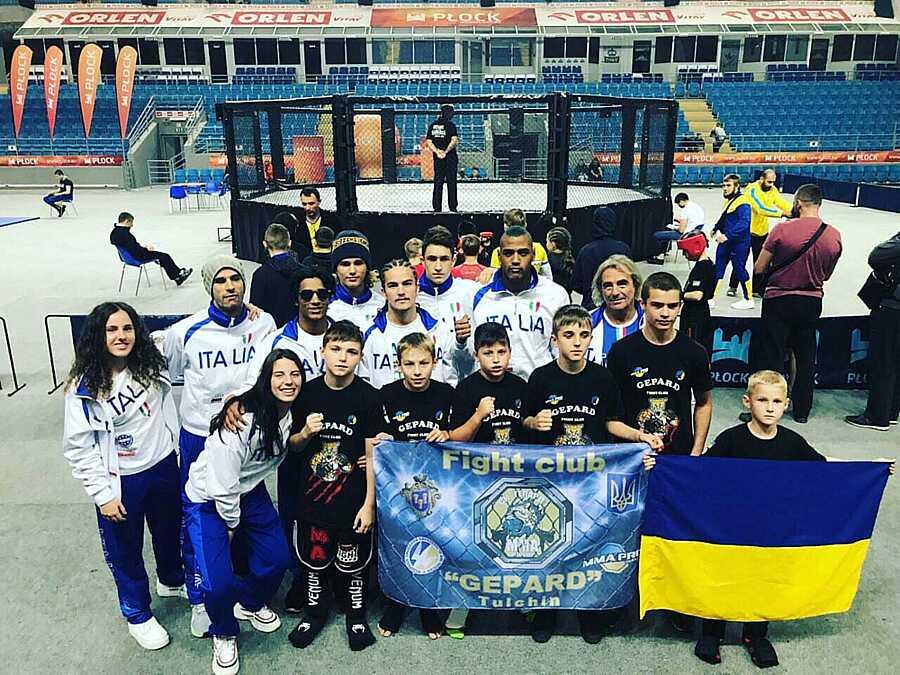Спортсмени зі змішаних єдиноборств гідно представили Вінниччину на «Кубку Європи» та «Кубку Заходу України»