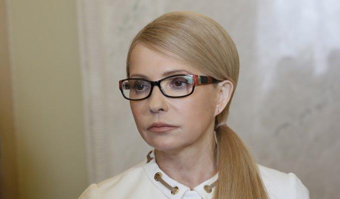 Новий президентський рейтинг: Тимошенко на чолі, Порошенко поряд із Зеленським