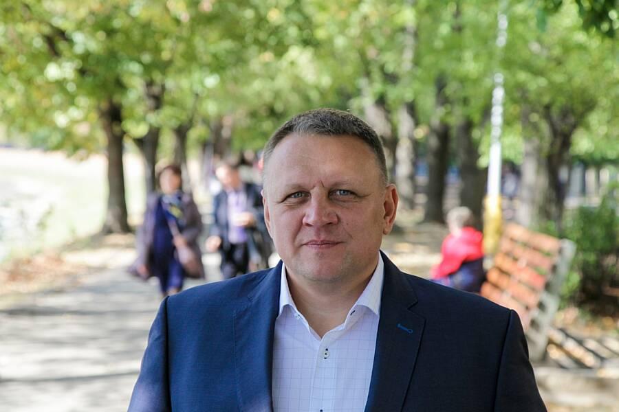 Олександр Шевченко: «Дій активно! живи позитивно!»