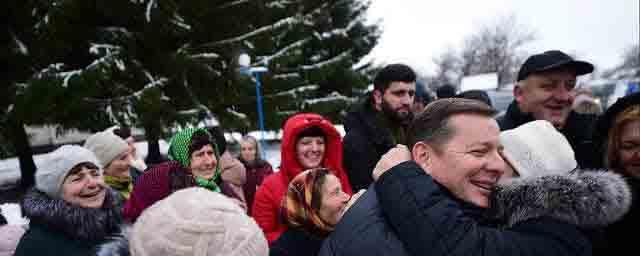 Олег Ляшко: Моя мета в Новому році – відновити справедливість і порядок!