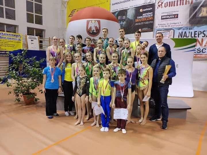 Всі медалі в Польщі завоювали вінничанки