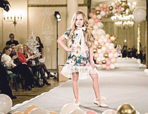 Моделі з «Princess» підкорили столицю Латвії