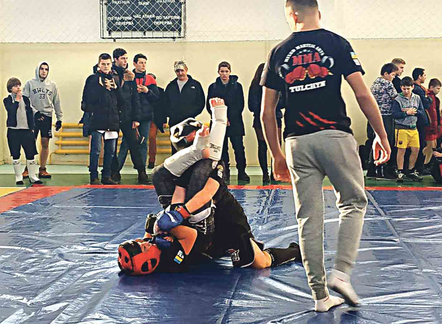Турнір імені героя АТО започаткували у Тульчині