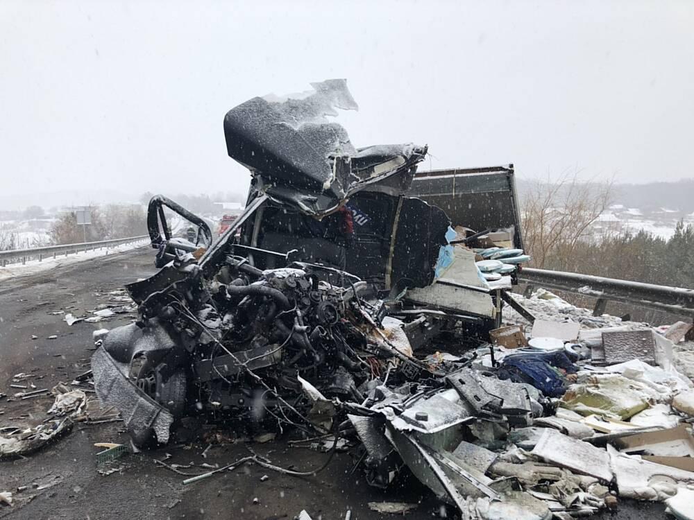 Масштабна автокатастрофа біля Вороновиці