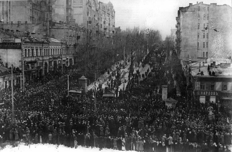 До сторіччя української визвольної революції 1917-1921 рр.