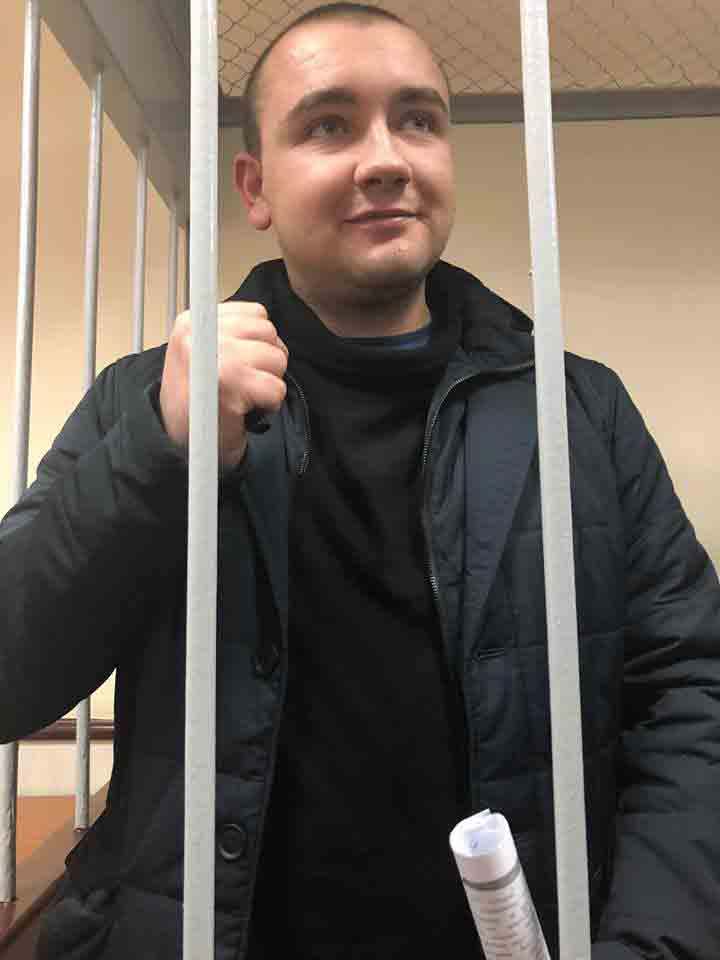 Військовополоненого моряка з Вінниччини російський суд залишив під вартою до 24 квітня, як й інших 24