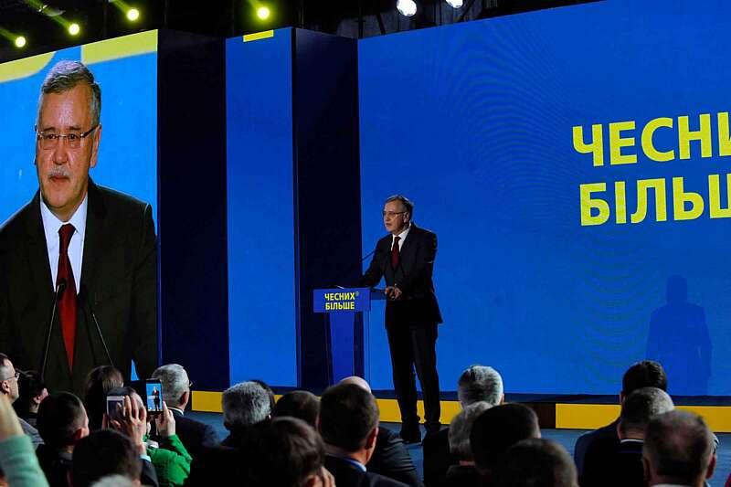 Демократичні сили визначилися з єдиним кандидатом у президенти
