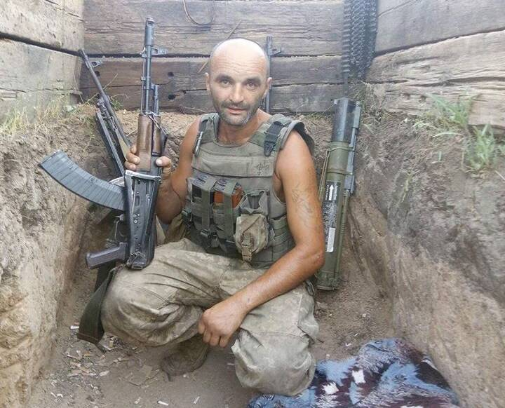 На війні загинув боєць із Браїлова, який служив із 2014 року