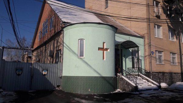 «Підпільну» церкву МП відкриють на Кореї із куполами з «школи міліції»? (відео)