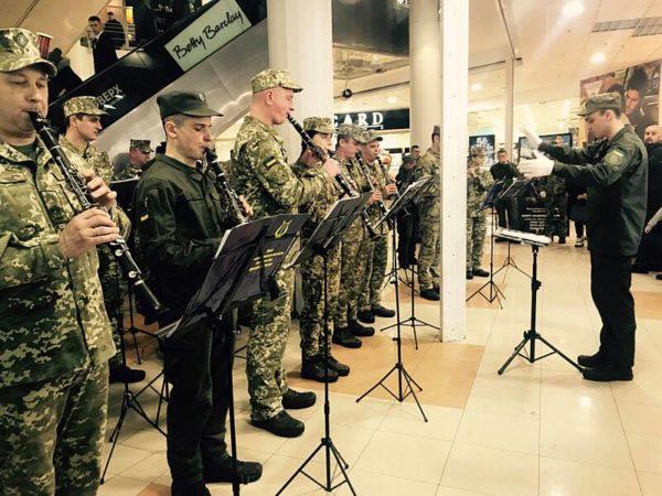 У Вінниці концерт-реквієм пам'яті кіборгів  (відео)