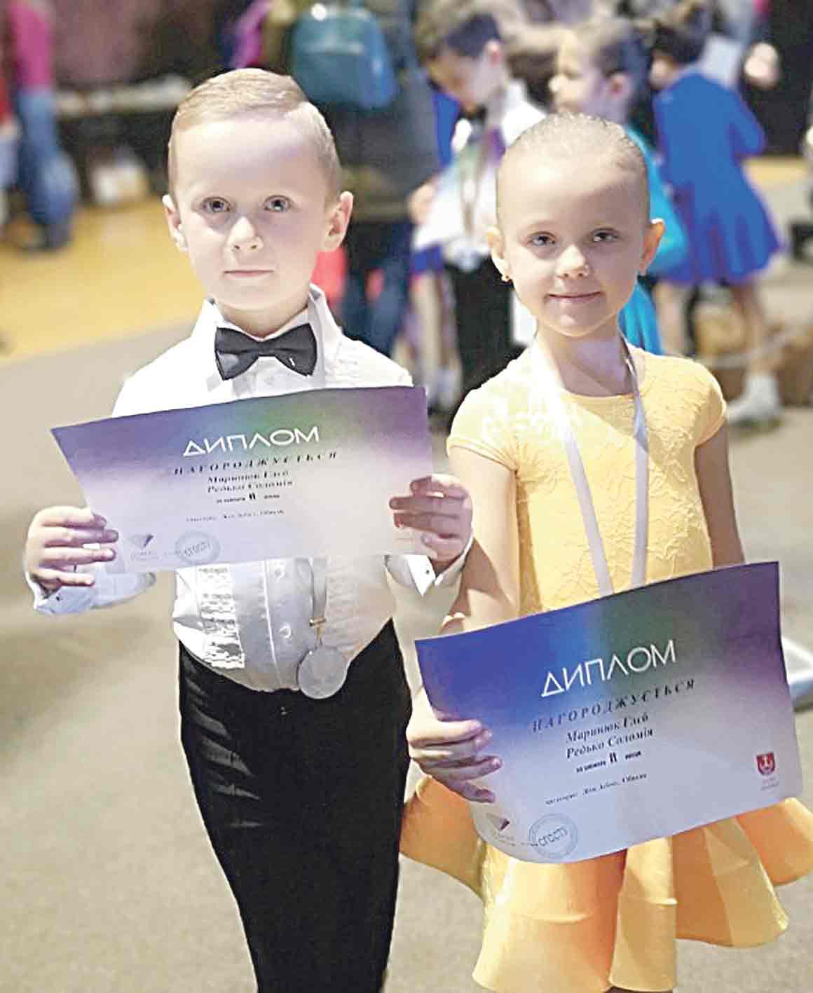 Глєб Маринюк виграв три чемпіонати України