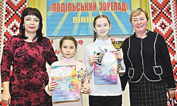 Школярка-баяністка з Крижополя уже грає на рівні студента вишу
