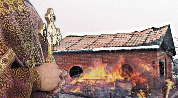 Священику спалили бізнес? Дві пожежі за тиждень стались у батюшки-бізнесмена з УПЦ МП