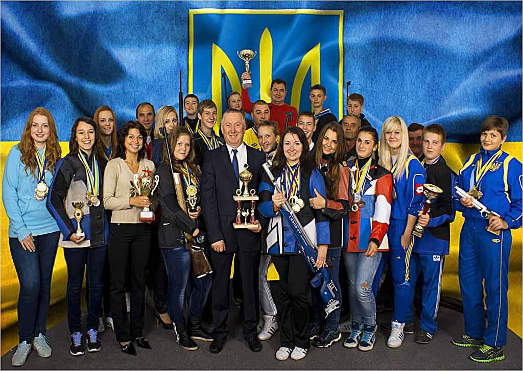 19 вінницьких стрільців — у національній збірній України