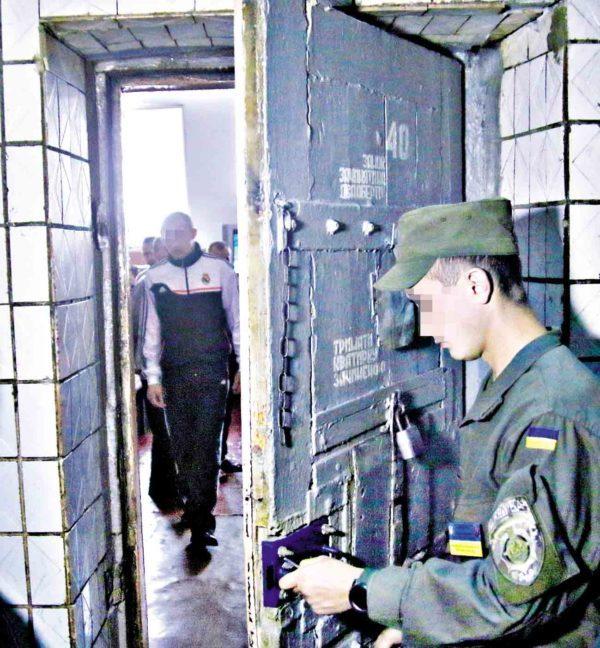 До смерті побились у СІЗО вінницької тюрми