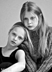 Моделлю на спір стала юна вінничанка. Її фото друкують глянці Італії