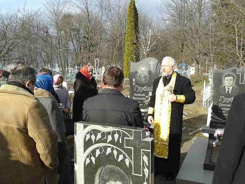 У Торкові вшанували загиблих бійців