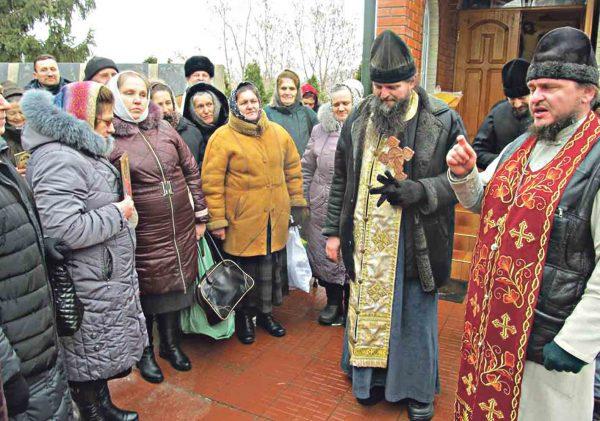 Велика Кісниця першою на Ямпільщині обрала Помісну церкву