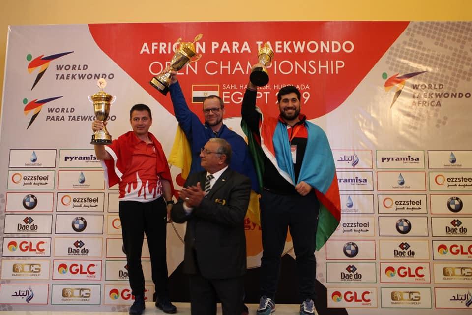 Вінницький спортсмен привіз бронзову медаль із Єгипту