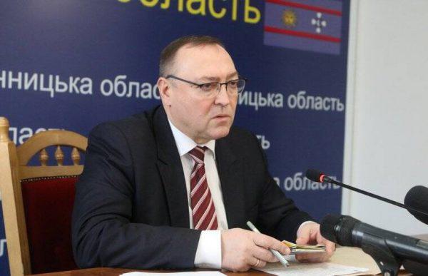 Амбітні плани Вінниччини на 3 роки вперед озвучив голова ВінОДА Валерій Коровій (відео)