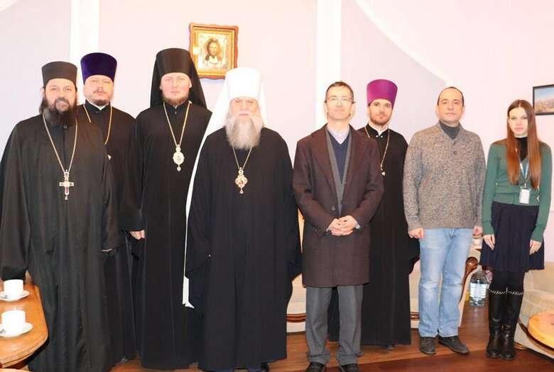 Іонафан і Варсонофій скаржились ОБСЄ у Вінниці на «гоніння МП і «рейдерські» захоплення їхніх храмів громадами ПЦУ»…