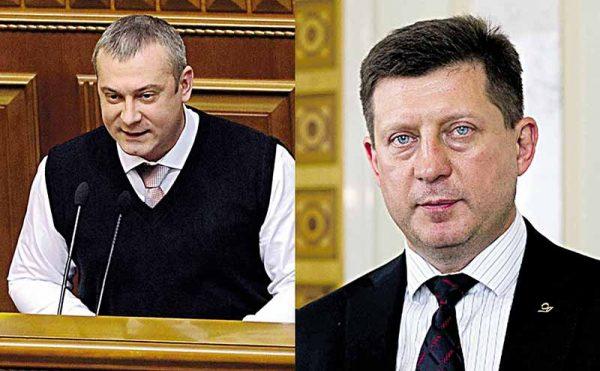 Серед 59 нардепів, які звернулись до суду, – Ткачук та Шинькович, вінничани