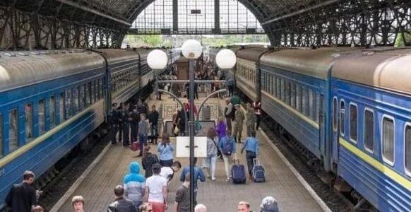 Топ-10 найбільш завантажених вокзалів України в 2018 році