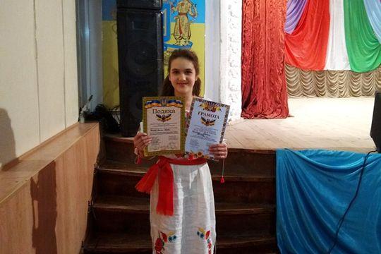 У Жмеринці обрали кращих читців Шевченка