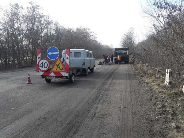 Віноблавтодор рятує аварійні дороги