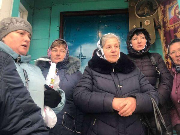 Конфлікт у Луці-Мелешківській знімали прихильники МП для телеканалів Росії. Його одразу показали