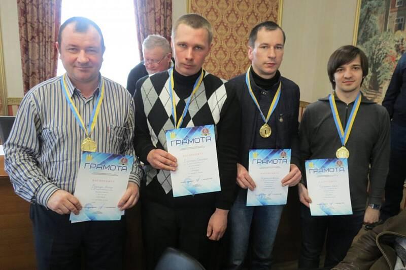 Липовеччина зібрала кращих шахістів області