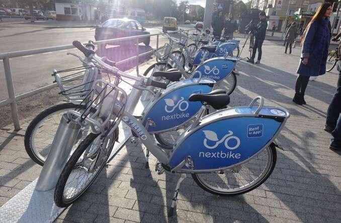 Сезон велопрокату Nextbike стартує у Вінниці з 15 березня… Стали відомі нові тарифи