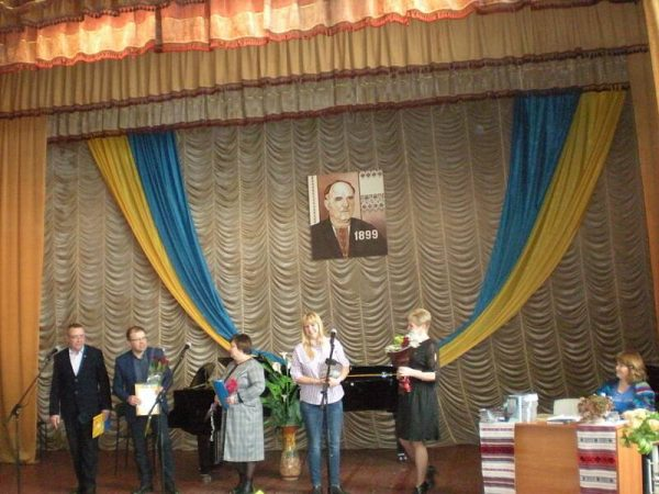 Презентація книги – меморіалу «Подільський соловей»