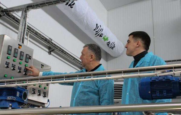 Молочну еко-продукцію виготовляють у Чечельницькому районі
