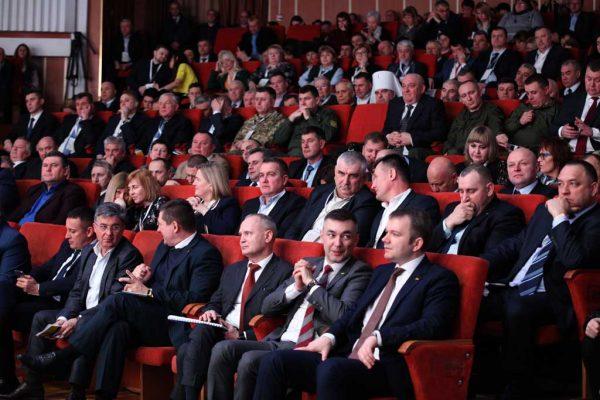 Амбітні плани Вінниччини озвучив голова ВінОДА Валерій Коровій під час приїзду до нас Прем'єр-міністра Гройсмана і членів уряду (відео)