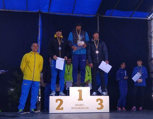 Вінницький спортсмен здобув бронзу на всеукраїнському чемпіонаті