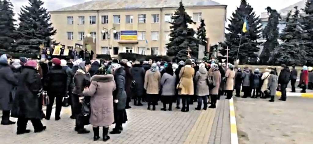 Хресний хід у Томашполі та десант МП у Бохониках (відео)