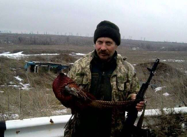 На Донбасі загинув військовослужбовець з Вінниччини