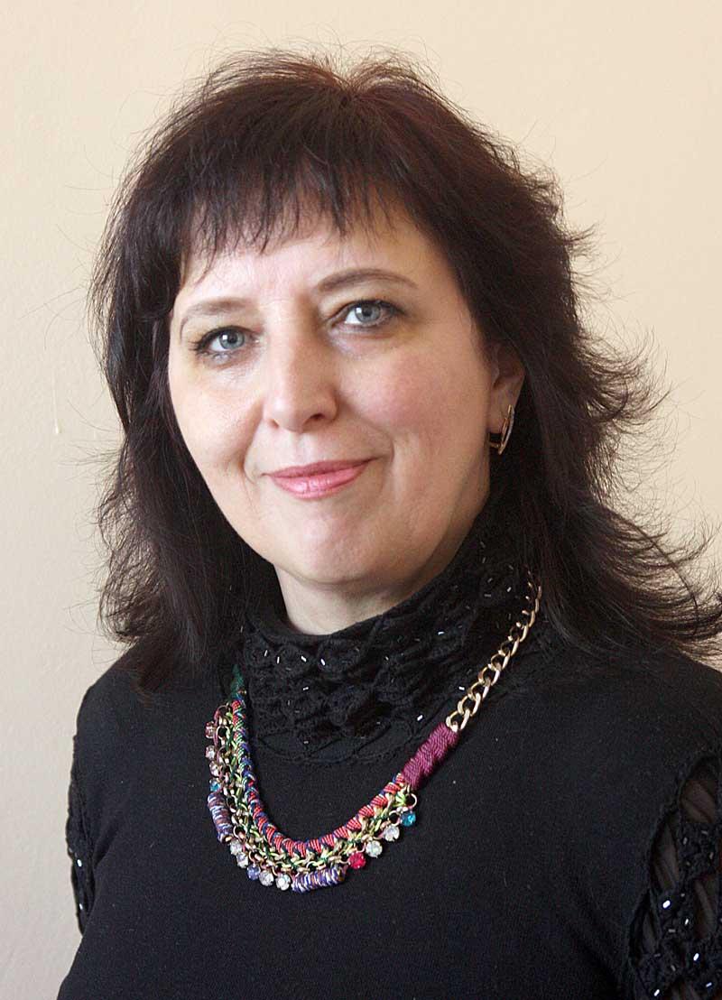 Тетяна Кондратьєва