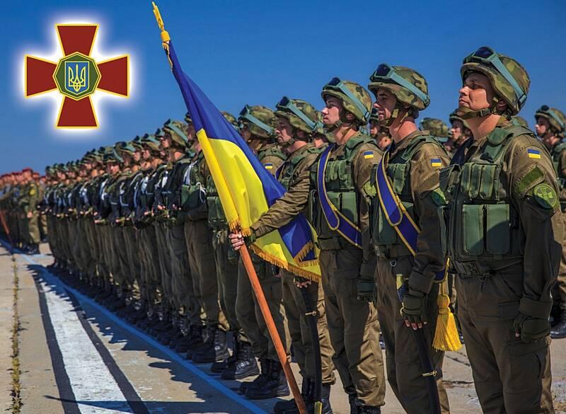 400 військових із вінницької в/ч 3008 обирали Президента