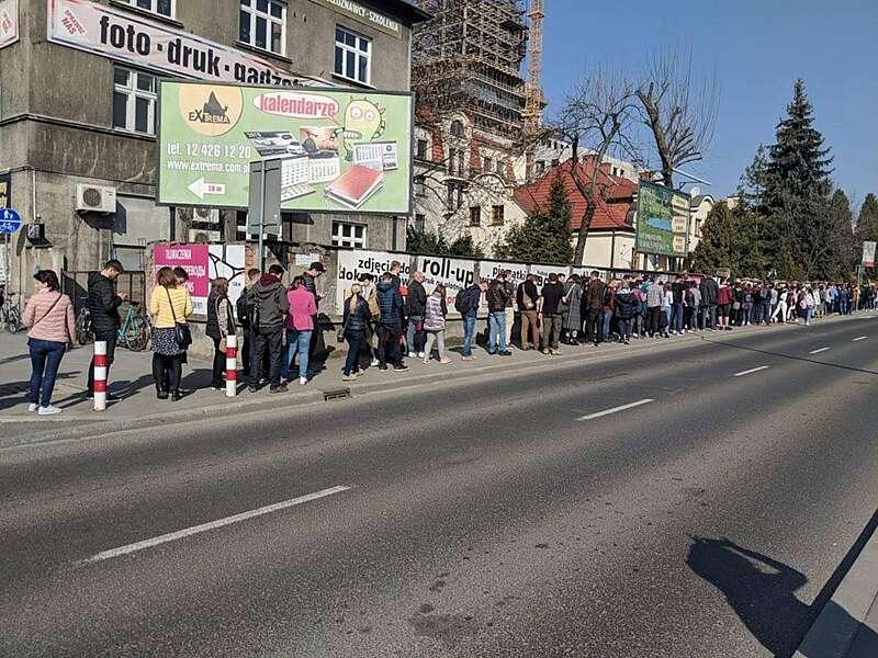 Результати виборів президента України у Кракові
