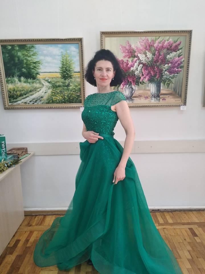 """Олена Добровольська і театр пісні """"Пульс"""" провели творчу зустріч"""