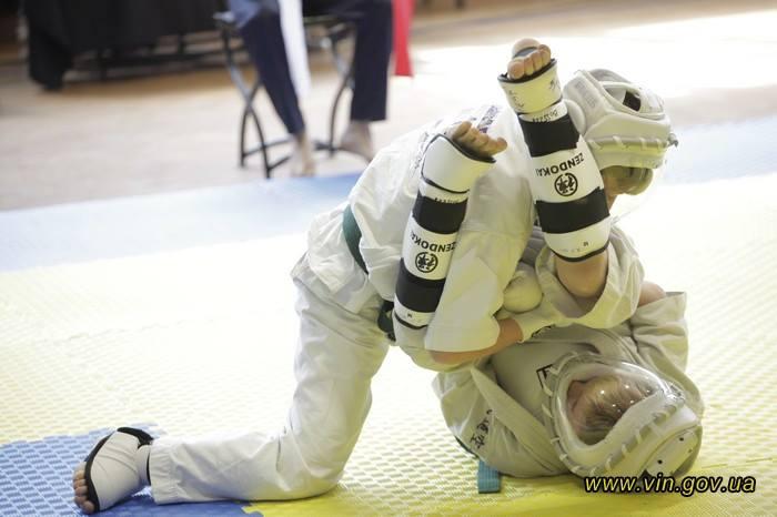 Японці приїхали до Вінниці на відкритий чемпіонат Європи Зендокай Карате-До…