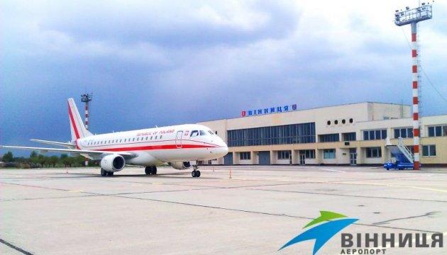 В травні аеропорт «Вінниця» закриють на мільярдний ремонт? (відео)