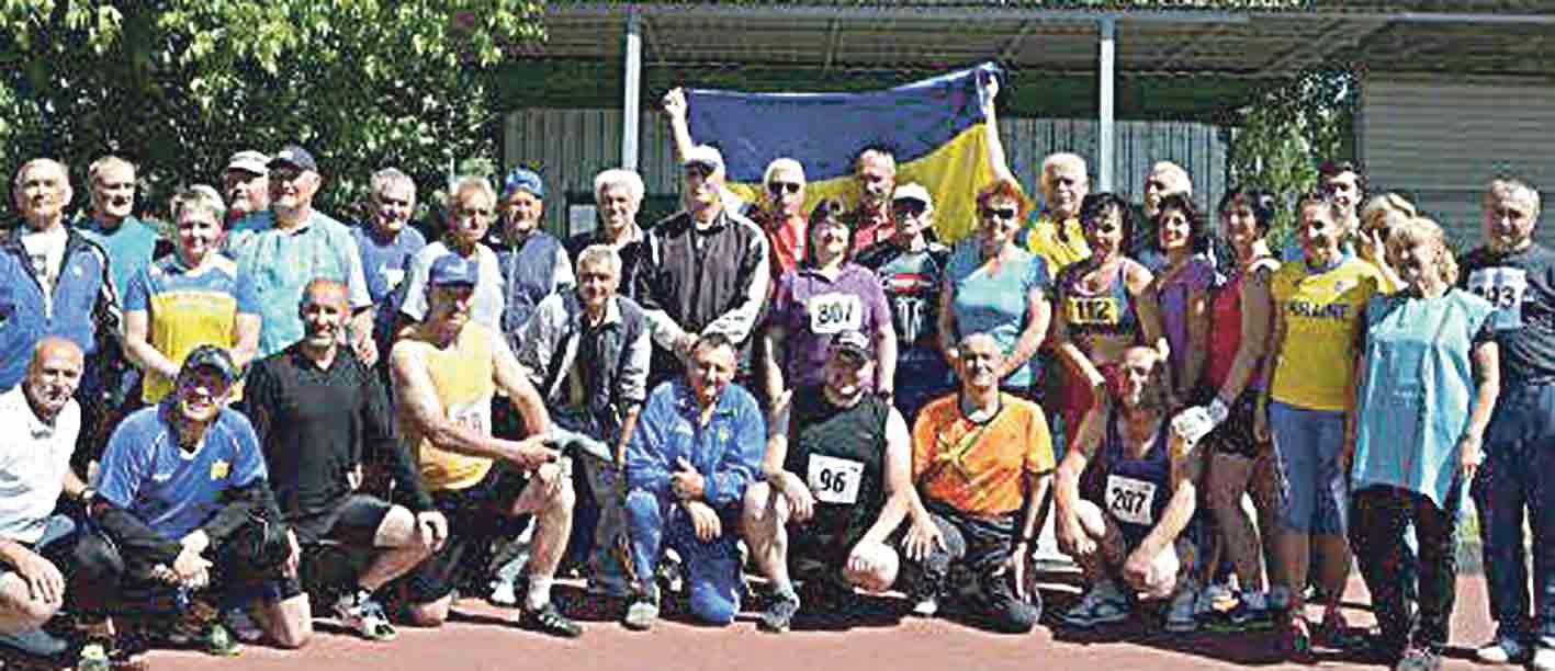 91-річний рекордсмен та чемпіон України живе на Вінниччині