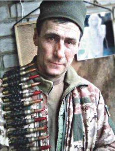 Снайпер убив Миколайовича з Гайсинщини